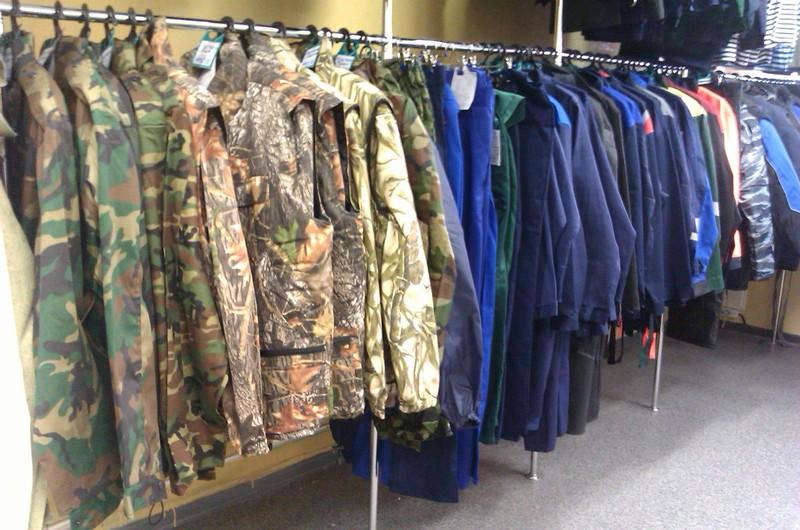 одежда для рыбалки магазины рядом