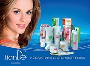 TianDe - косметическая компания на рынке Казахстана в Караганде
