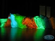 Люминофор ТАТ 33 светящийся порошок 8-12 часов свечение в темноте