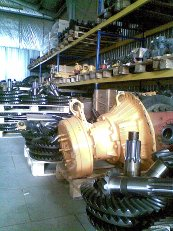 Запасные части БЕЛАЗ 30, 40, 45 и 55 тонники