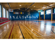 Аренда зала. Секция баскетбола для детей. Спортивный комплекс Basket Hall дает возможность арендовать спортивный зал,  чтобы провести спортивные мероприятия или спортивные соревнования,  выставки,  турниры.
