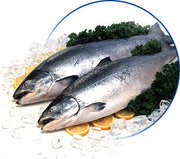 Свежемороженная рыба