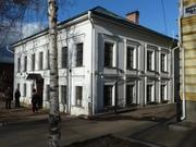 Купеческая усадьба в 210 км от Москвы