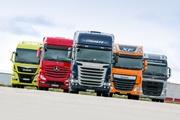 Запчасти на заказ на европейские грузовики DAF, MAN, RENAULT и т.д