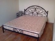 Акция на кованую кровать до конца зимы!