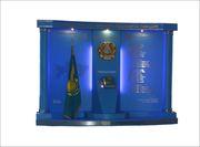 Объемные стенды с изображением государственных символов РК