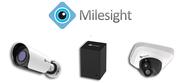 Комплект цифрового IP видеонаблюдения на 4 камеры с NVR регистратором