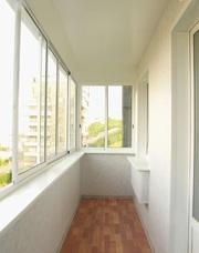Отделка перил балконов и лоджий. Низкие цены