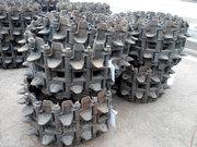Продадим новые гусеницы на тр. Т-4 А старого образца,  ТТ-4,  ТТ-4 М по большой скидке !