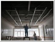 Услуга Монтажа подвесных потолков