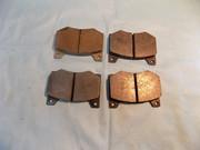 колодки тормозные дисковые на москвичь новые