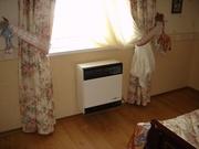 Газовое отопление дома конвектором Karma.