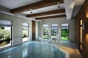 Строительство бассейнов в частных домах от ТОО
