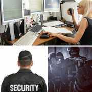 требуются в охранную фирму